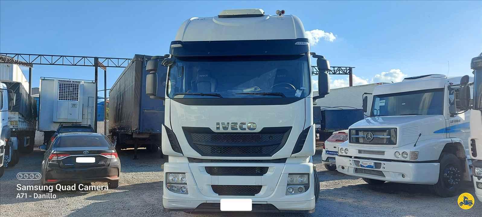 CAMINHAO IVECO STRALIS 440 Cavalo Mecânico Truck 6x2 13 de Maio Caminhões BETIM MINAS GERAIS MG