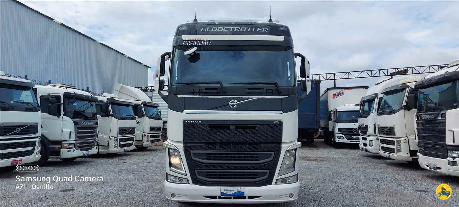CAMINHAO VOLVO VOLVO FH 460 Cavalo Mecânico Truck 6x2 13 de Maio Caminhões BETIM MINAS GERAIS MG