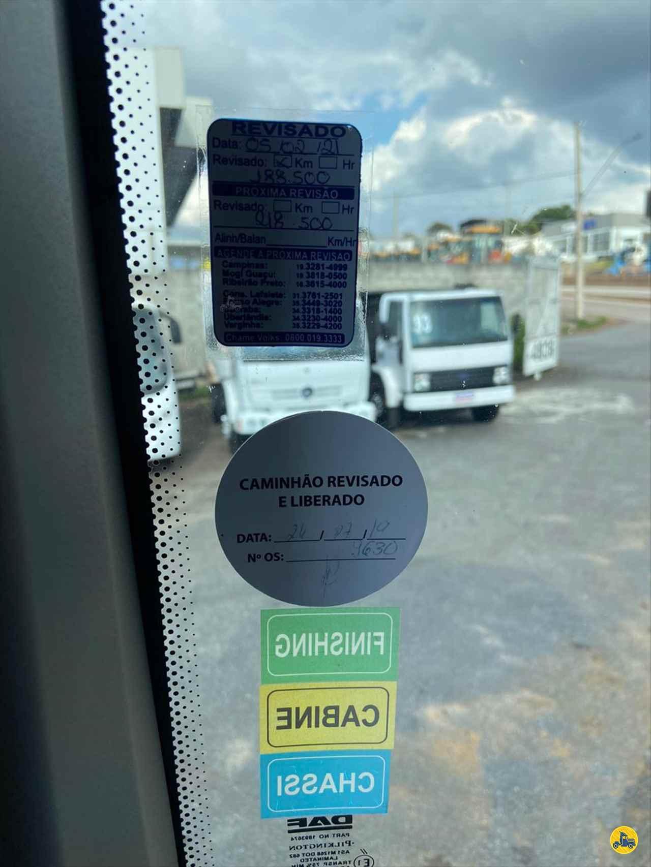 DAF DAF XF105 460 189000km 2019/2019 Gegê Caminhões
