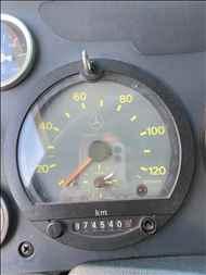 MERCEDES-BENZ MB 1620 800000km 2009/2009 Gegê Caminhões