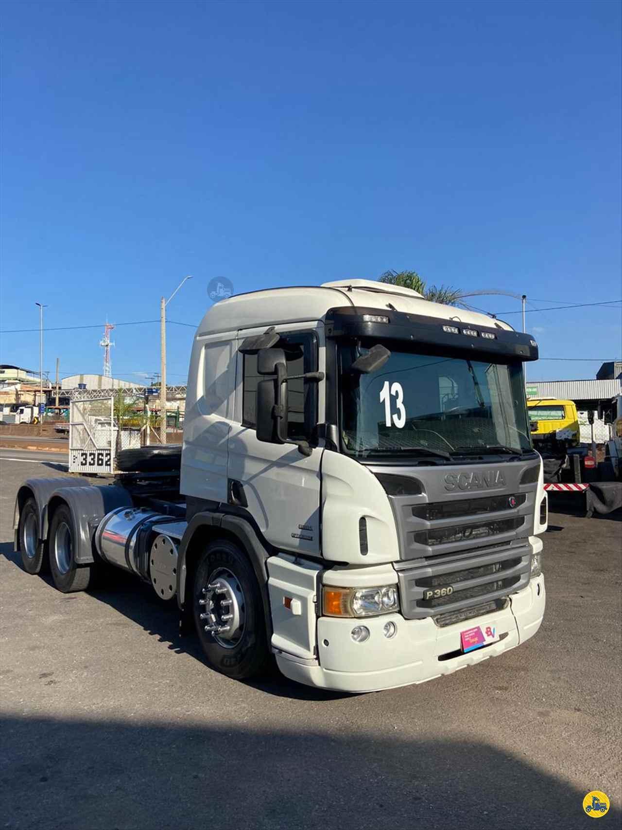 CAMINHAO SCANIA SCANIA P360 Chassis Truck 6x2 Gegê Caminhões CONTAGEM MINAS GERAIS MG