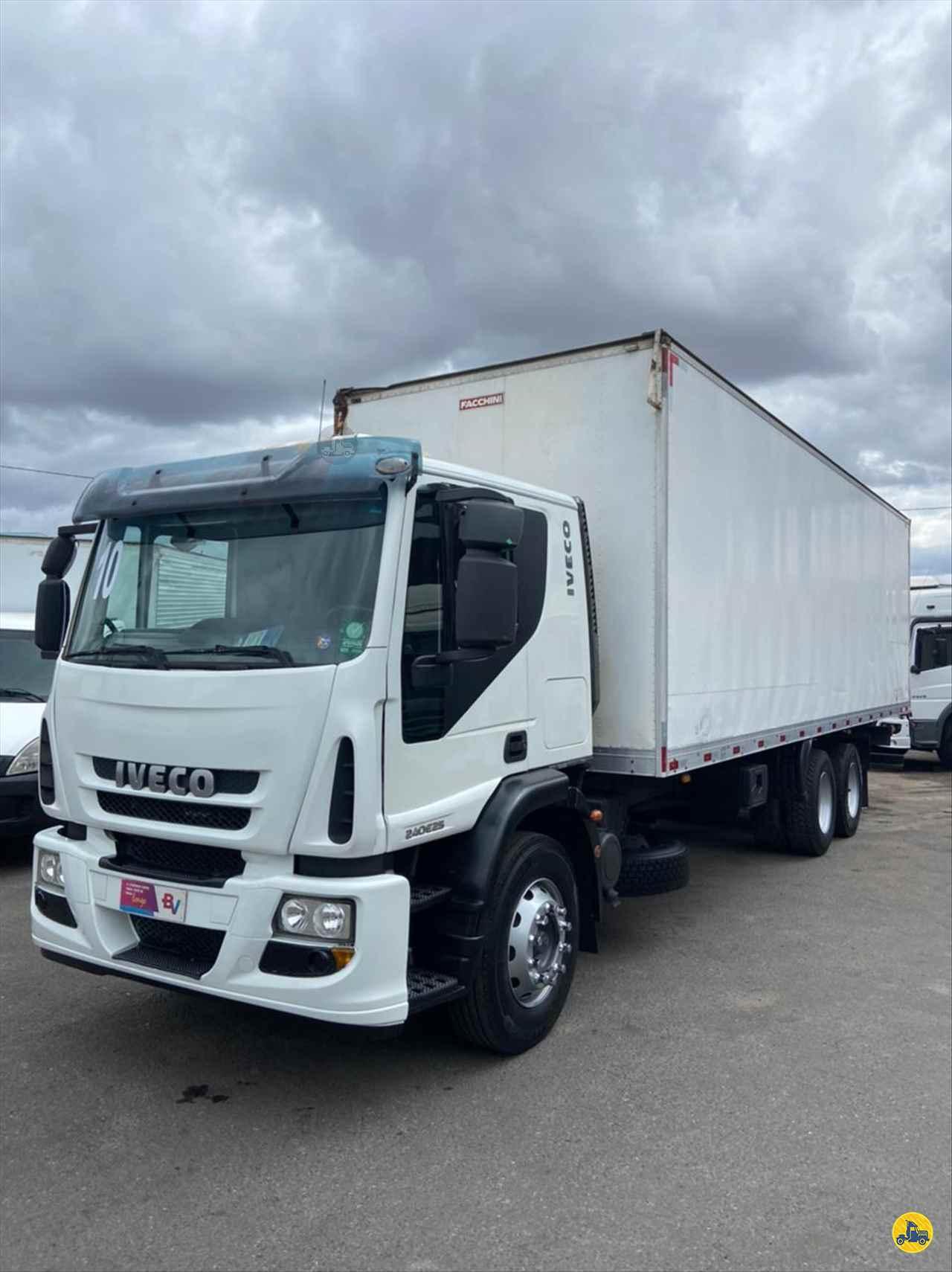 CAMINHAO IVECO TECTOR 240E25 Chassis Truck 6x2 Gegê Caminhões CONTAGEM MINAS GERAIS MG