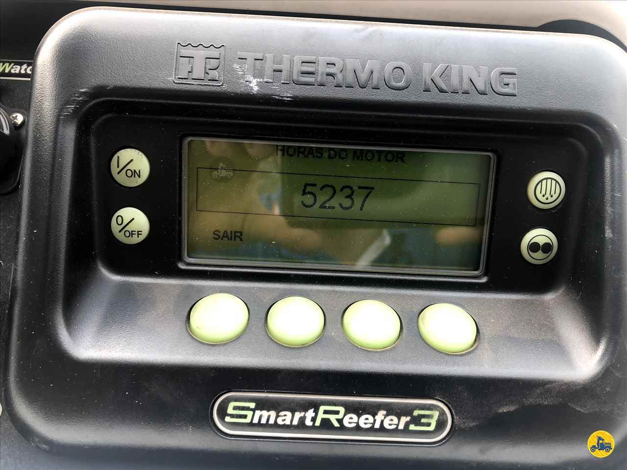 SEMI-REBOQUE FRIGORIFICO  2008/2009 G.R.D. Caminhões