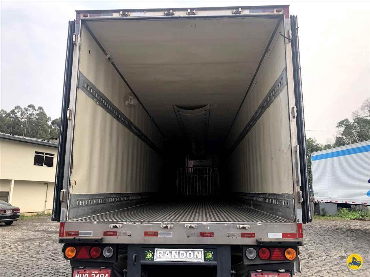 SEMI-REBOQUE FRIGORIFICO  2010/2010 G.R.D. Caminhões