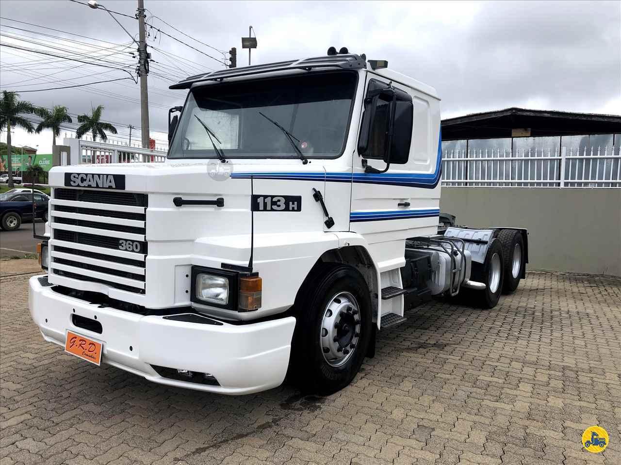 CAMINHAO SCANIA SCANIA 113 360 Cavalo Mecânico Truck 6x2 G.R.D. Caminhões CHAPECO SANTA CATARINA SC