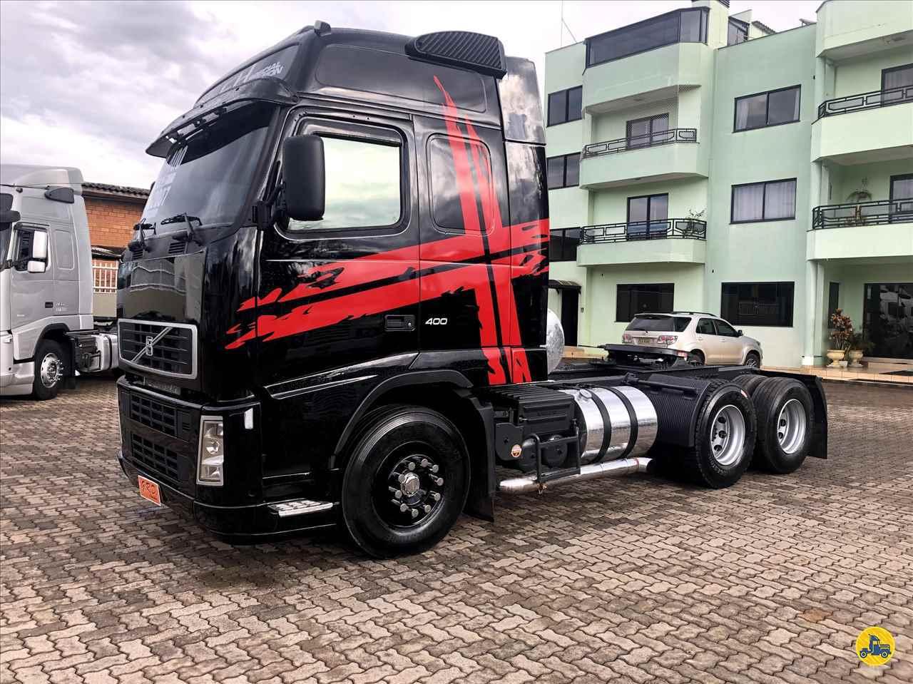 VOLVO FH 400 de G.R.D. Caminhões - CHAPECO/SC