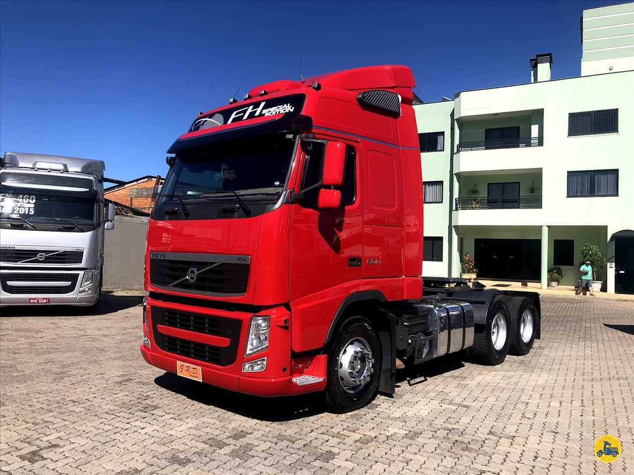 CAMINHAO VOLVO VOLVO FH 500 Cavalo Mecânico Truck 6x2 G.R.D. Caminhões CHAPECO SANTA CATARINA SC