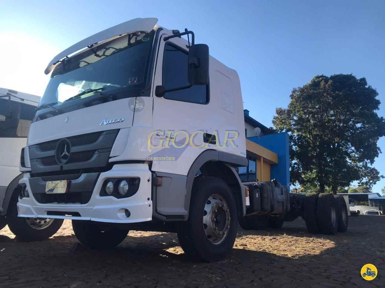 MB 2426 de Giocar Caminhões - PATO BRANCO/PR