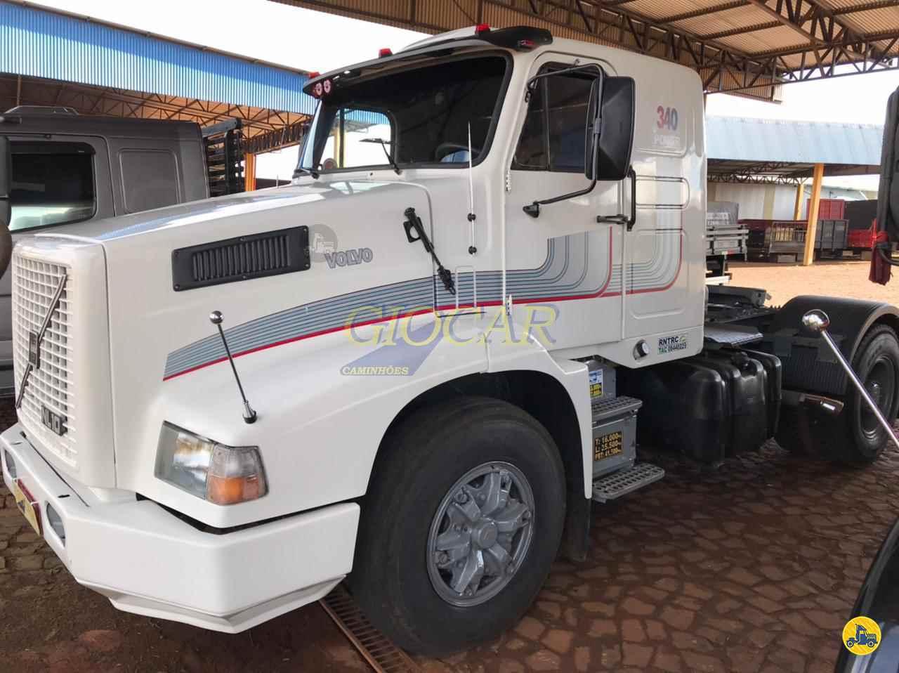 CAMINHAO VOLVO VOLVO NL10 340 Cavalo Mecânico Toco 4x2 Giocar Caminhões PATO BRANCO PARANÁ PR