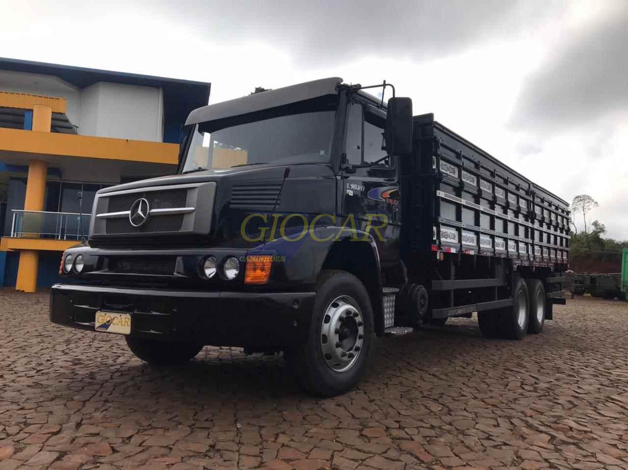MB 1620 de Giocar Caminhões - PATO BRANCO/PR