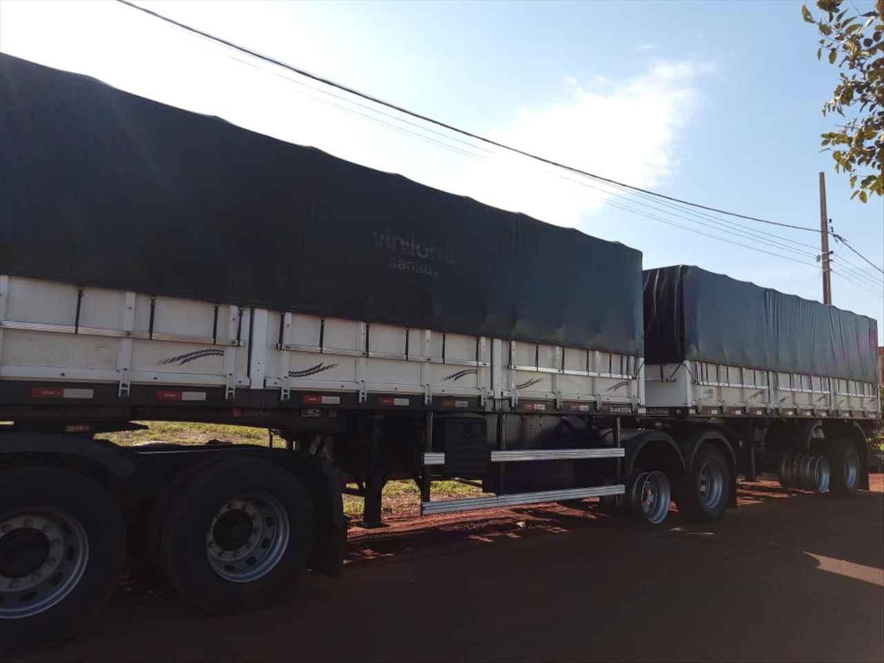 CARRETA BITREM GRANELEIRO Ventania Caminhões MARINGA PARANÁ PR