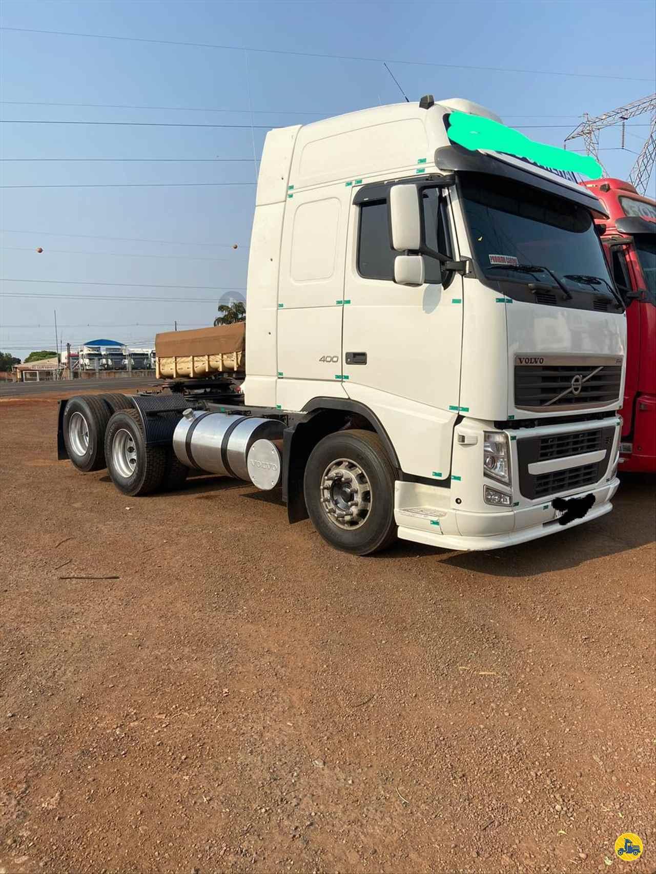 CAMINHAO VOLVO VOLVO FH 400 Cavalo Mecânico Truck 6x2 Ventania Caminhões MARINGA PARANÁ PR