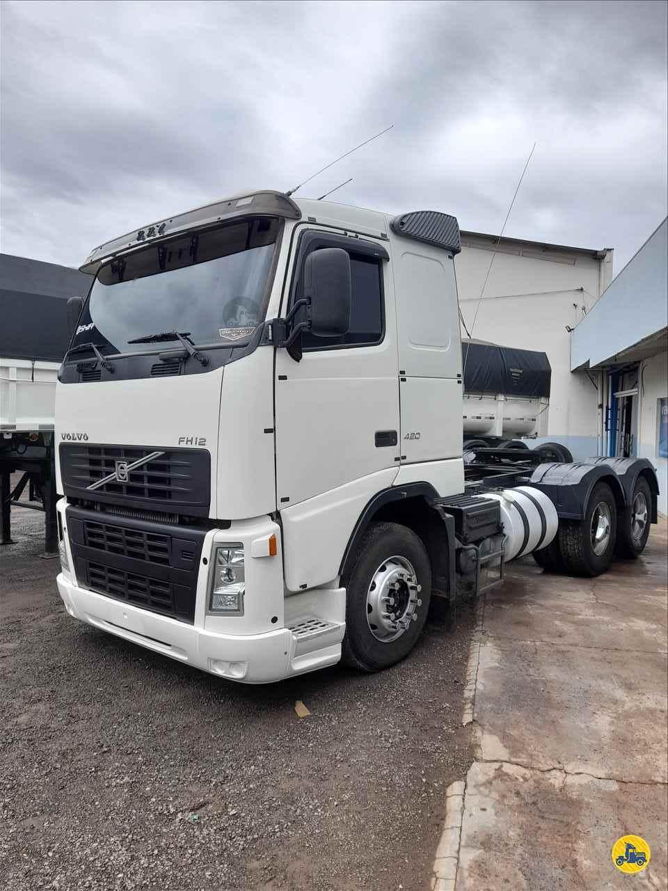 CAMINHAO VOLVO VOLVO FH 420 Cavalo Mecânico Truck 6x2 Ventania Caminhões MARINGA PARANÁ PR