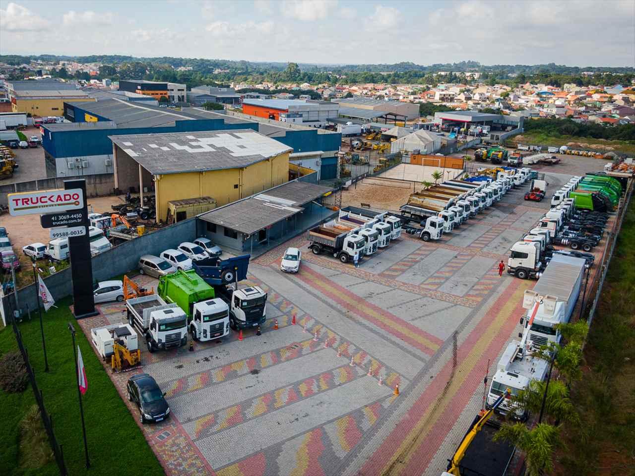 Foto da Loja da Truckado Veículos