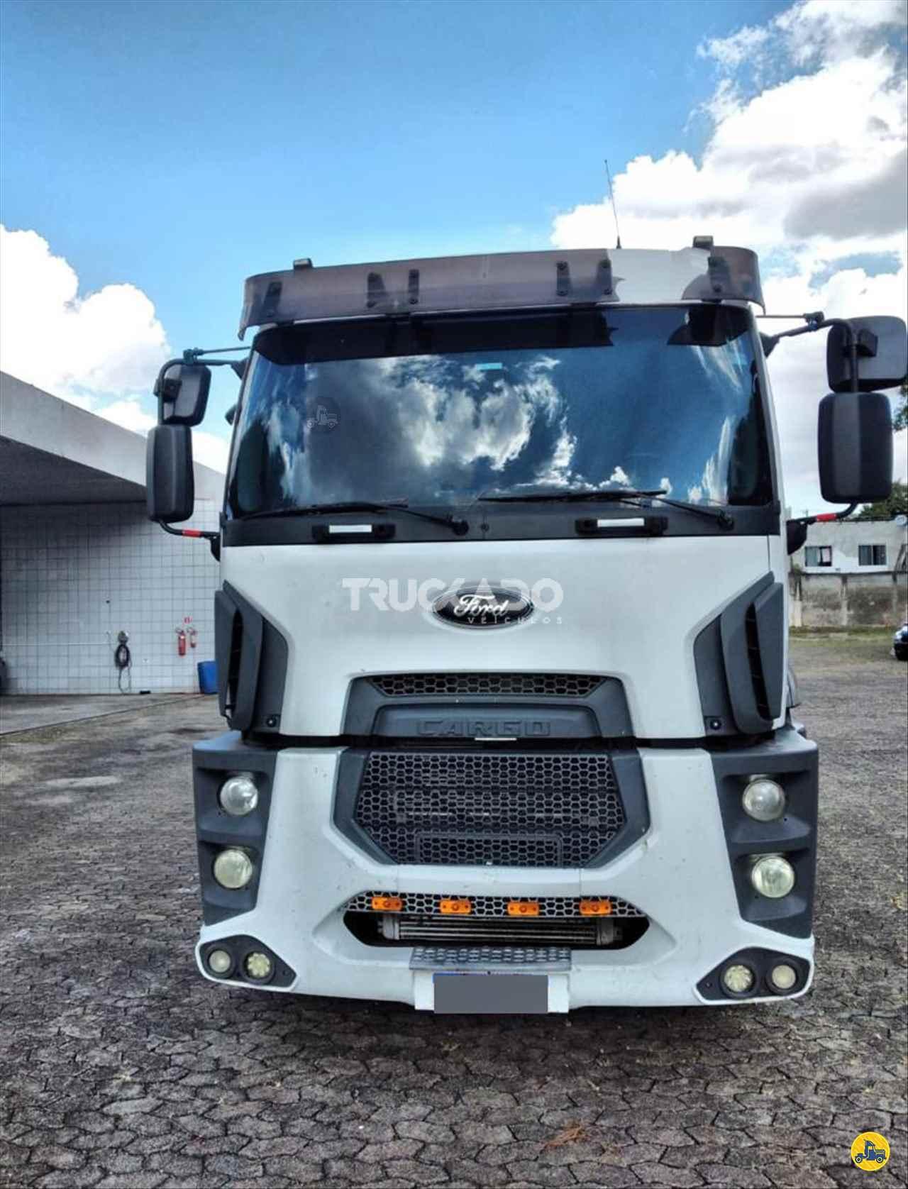 CAMINHAO FORD CARGO 2842 Chassis Truck 6x2 Truckado Veículos SINOP MATO GROSSO MT