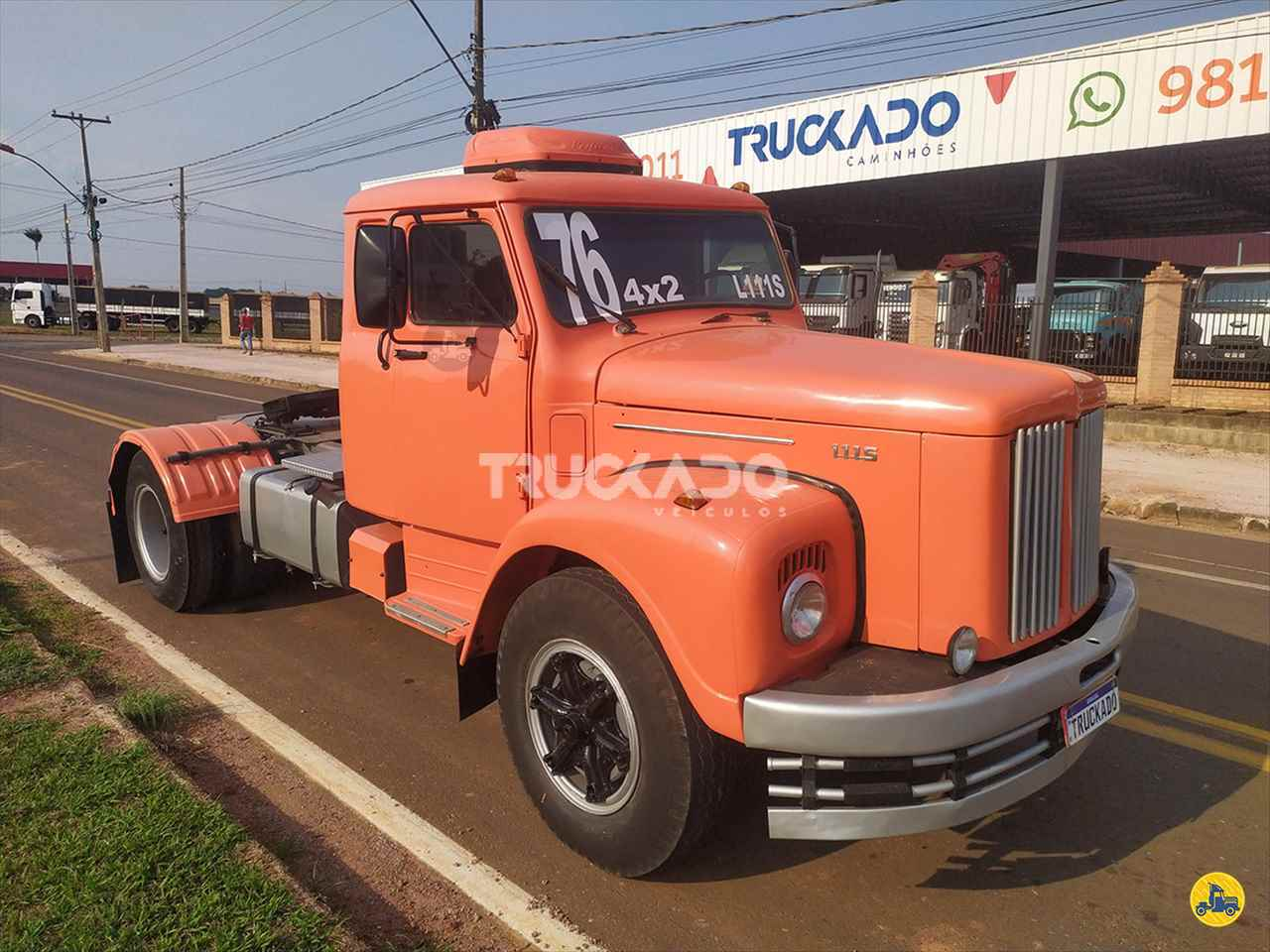 CAMINHAO SCANIA SCANIA 111 Chassis Toco 4x2 Truckado Veículos SINOP MATO GROSSO MT