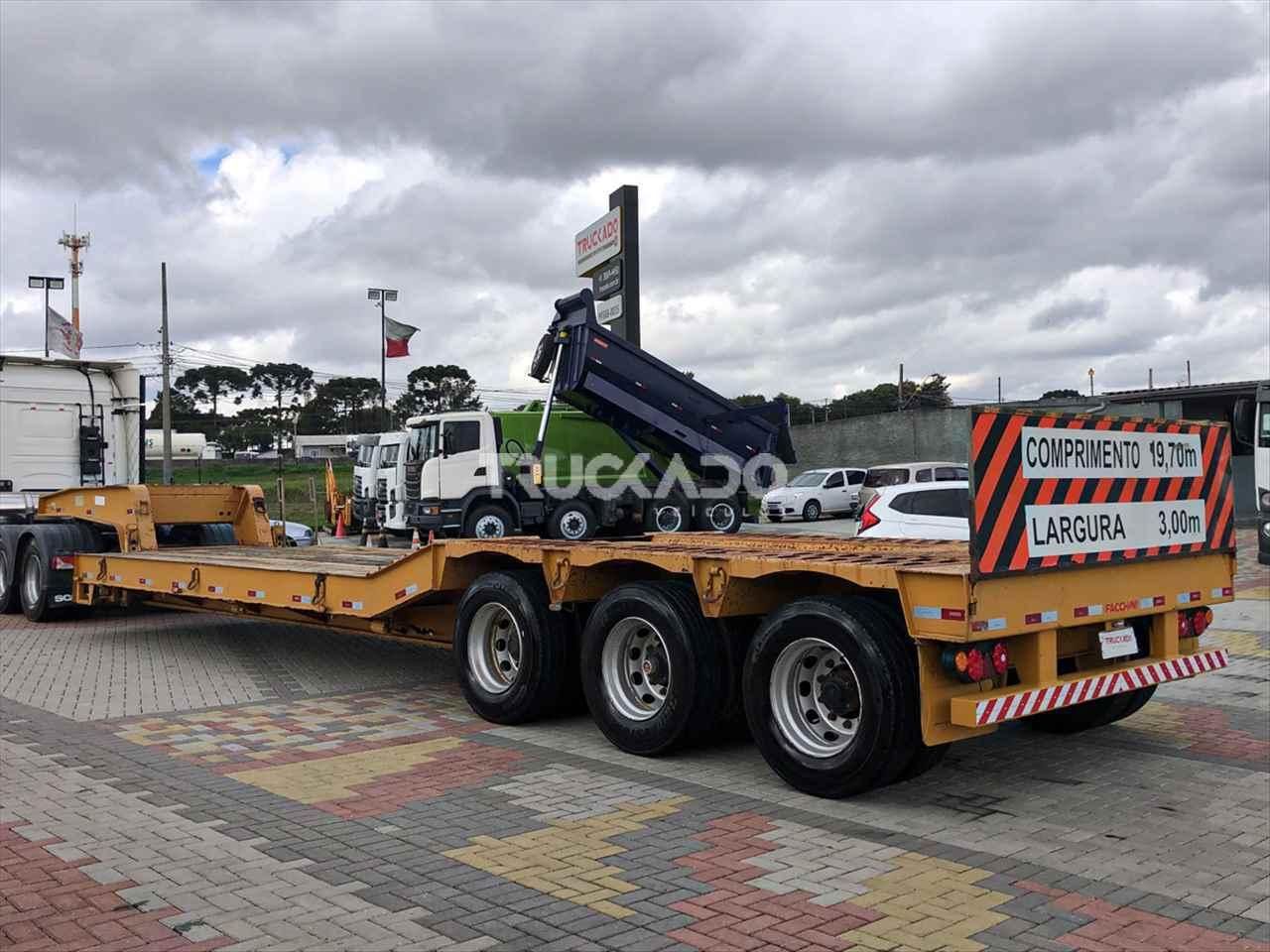 CARRETA SEMI-REBOQUE PRANCHA Rebaixada Truckado Veículos SINOP MATO GROSSO MT