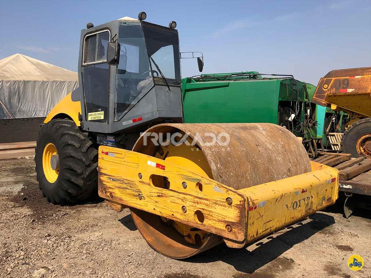 ROLO COMPACTADOR VOLVO SD105F Truckado Veículos SINOP MATO GROSSO MT