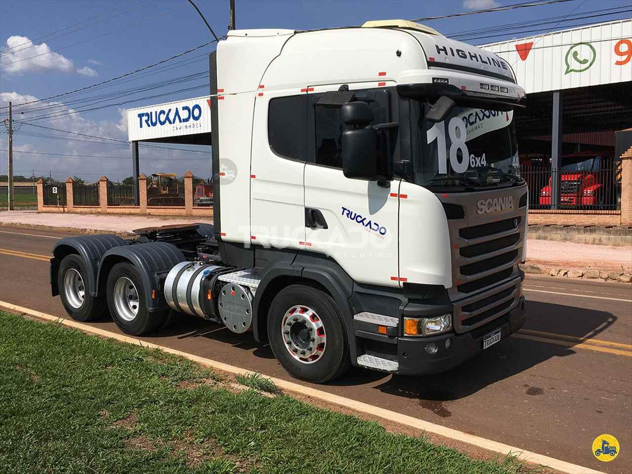 SCANIA 440 de Truckado Veículos - CURITIBA/PR