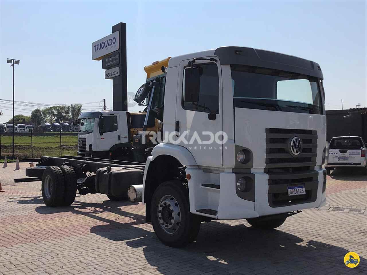 CAMINHAO VOLKSWAGEN VW 17280 Chassis Toco 4x2 Truckado Veículos SINOP MATO GROSSO MT