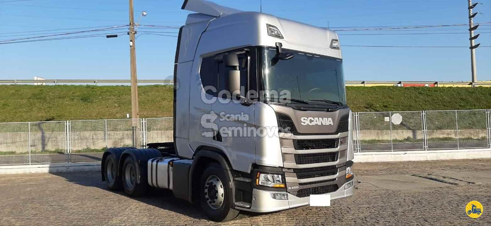 SCANIA SCANIA 450 72000km 2019/2019 Codema Seminovos - Scania