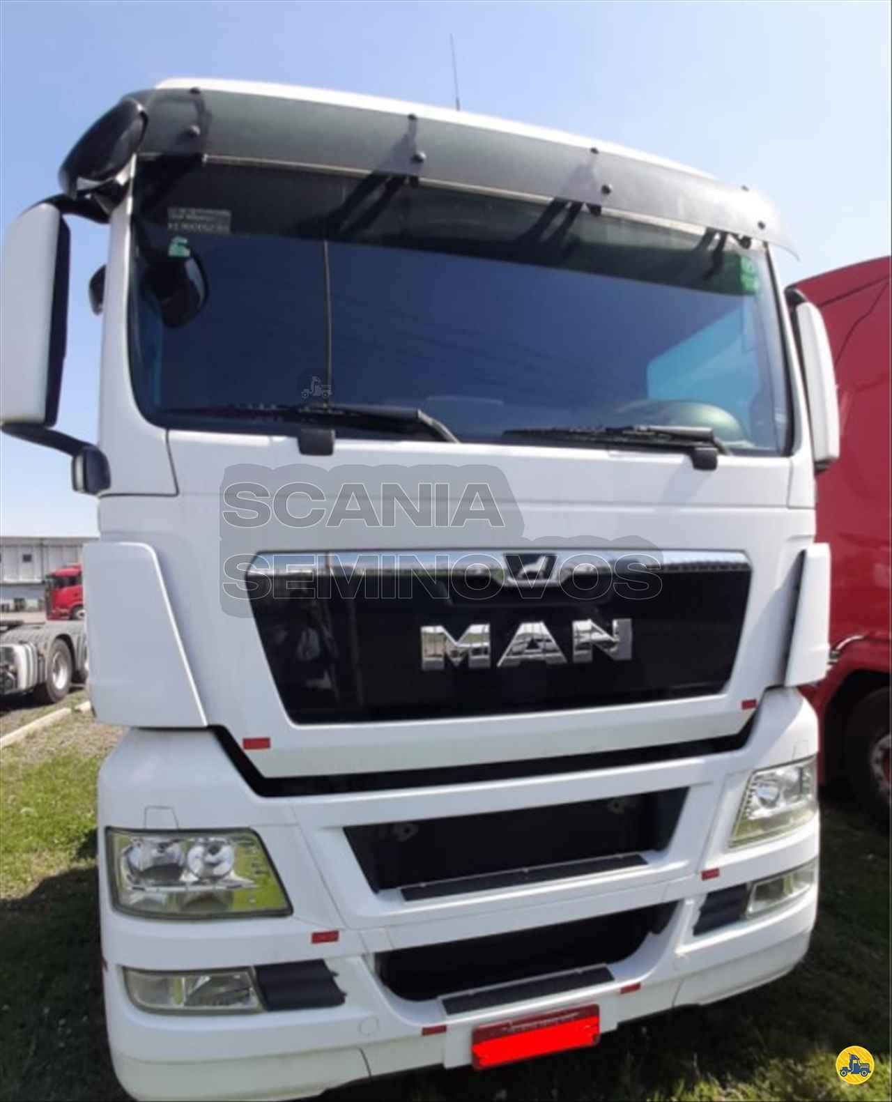 CAMINHAO MAN TGX 28 440 Conteiner 20 Pés Truck 6x2 Codema Seminovos - Scania GUARULHOS SÃO PAULO SP