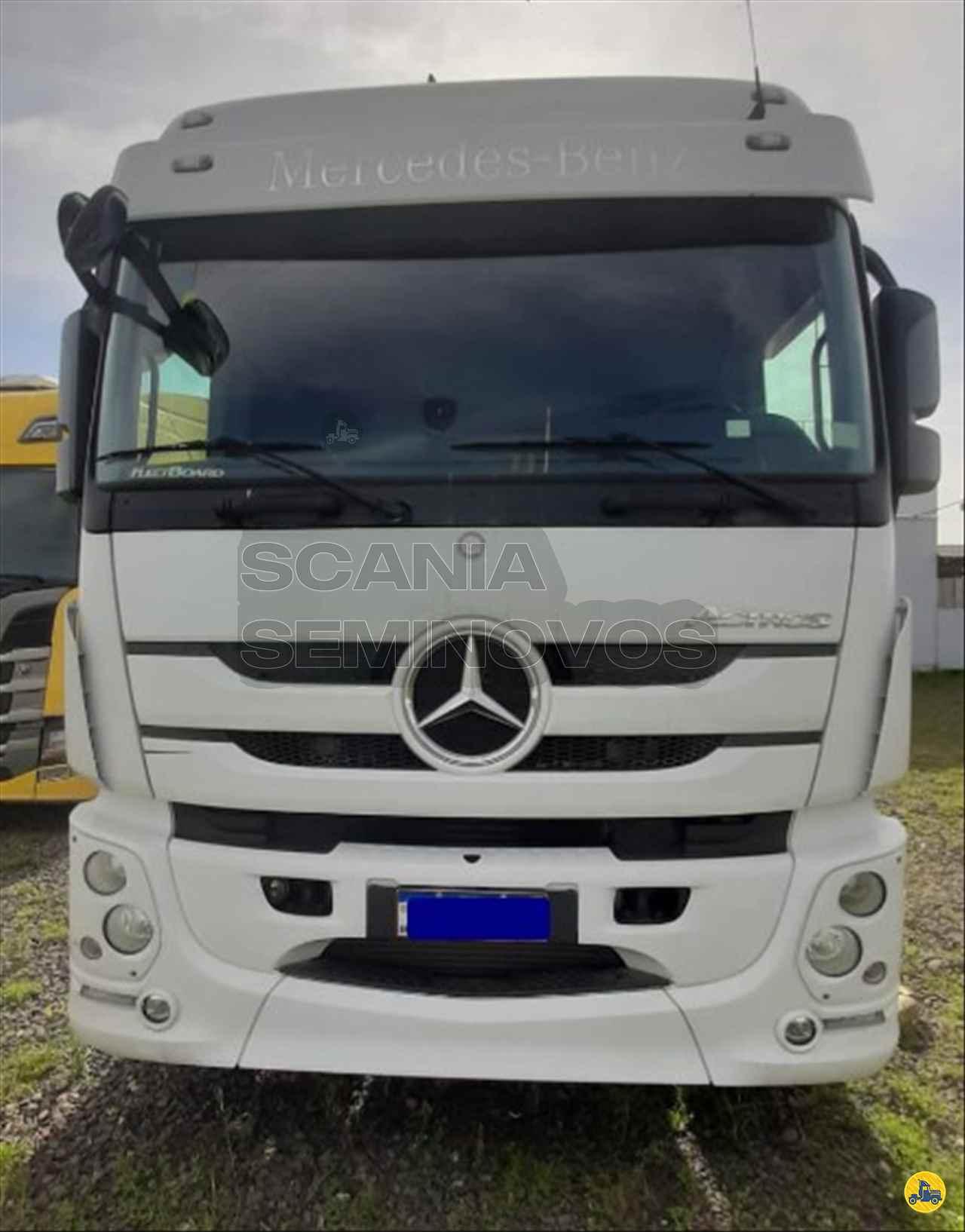 CAMINHAO MERCEDES-BENZ MB 2546 Chassis Truck 6x2 Codema Seminovos - Scania GUARULHOS SÃO PAULO SP