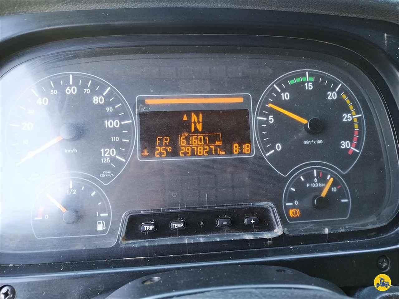MERCEDES-BENZ MB 1319 297827km 2012/2012 SB Veiculos