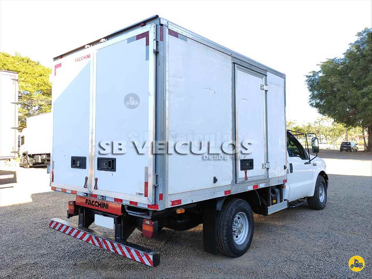 FORD F350 253443km 2016/2017 SB Veiculos