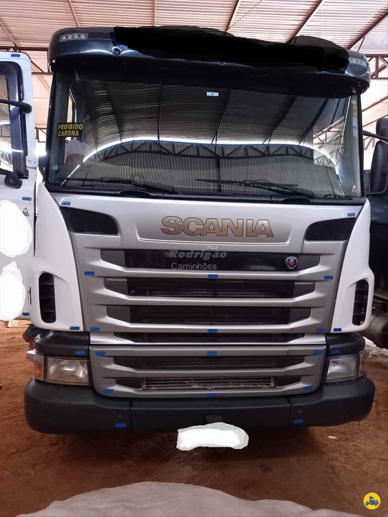 CAMINHAO SCANIA SCANIA 420 Cavalo Mecânico Traçado 6x4 Rodrigão Caminhões São José do Rio Preto SÃO PAULO SP