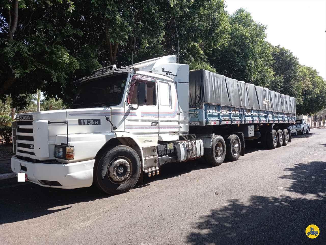 CAMINHAO SCANIA SCANIA 113 360 Cavalo Mecânico Truck 6x2 Rodrigão Caminhões São José do Rio Preto SÃO PAULO SP