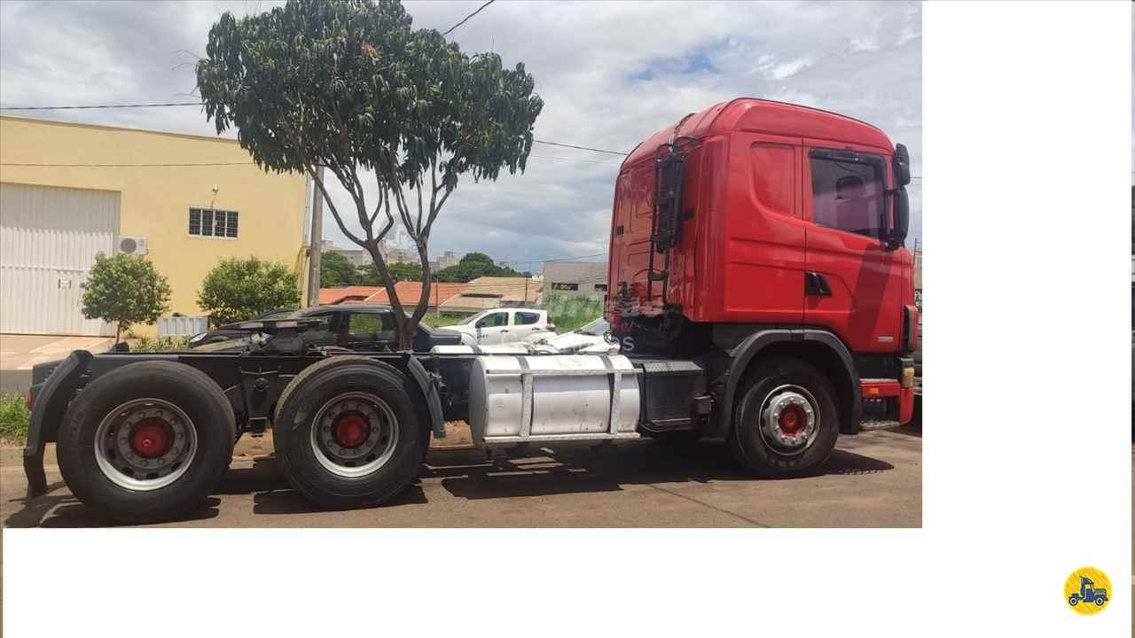 CAMINHAO SCANIA SCANIA 124 400 Cavalo Mecânico Truck 6x2 Rodrigão Caminhões São José do Rio Preto SÃO PAULO SP