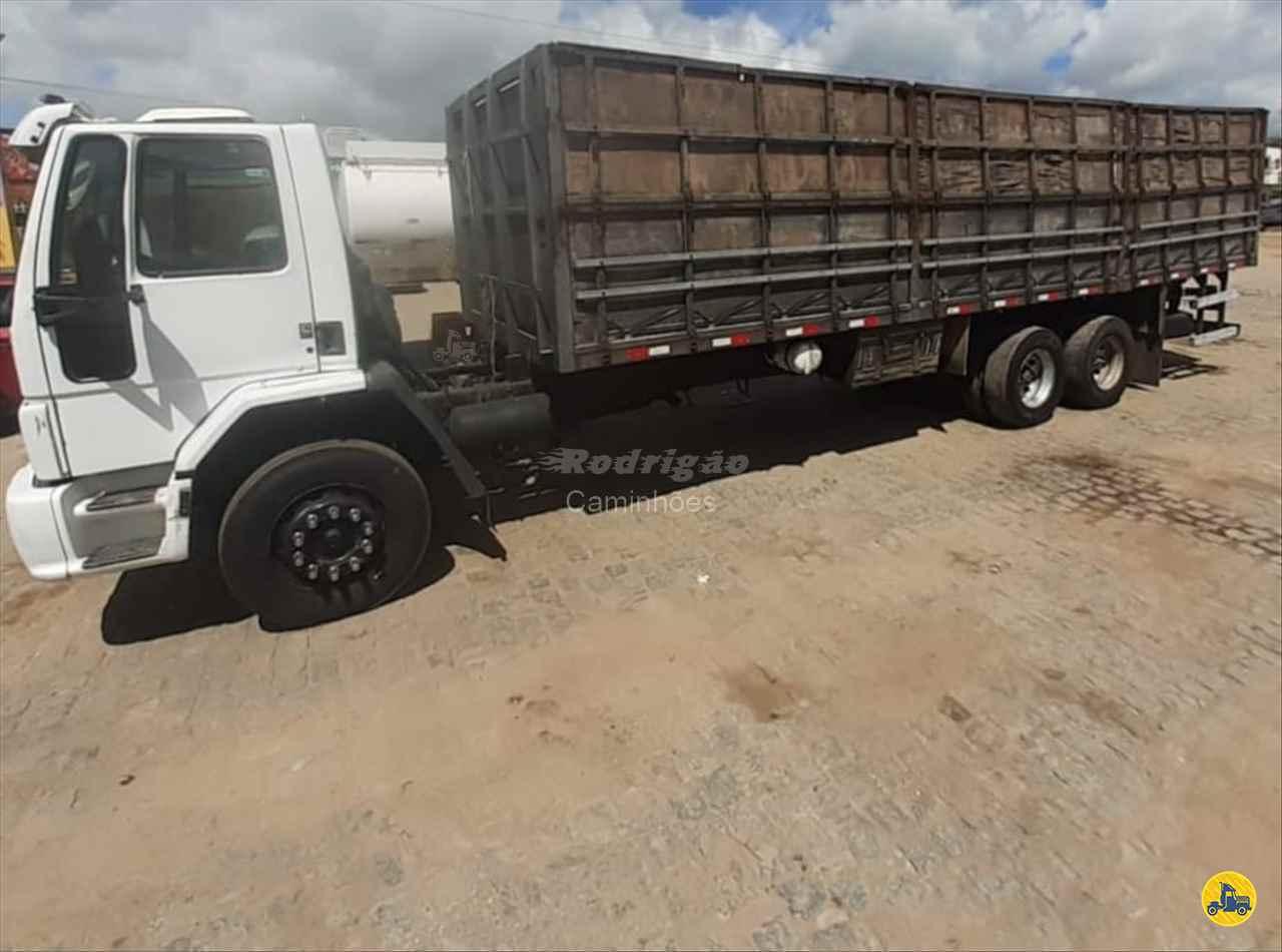 CAMINHAO FORD CARGO 2428 Graneleiro Truck 6x2 Rodrigão Caminhões São José do Rio Preto SÃO PAULO SP