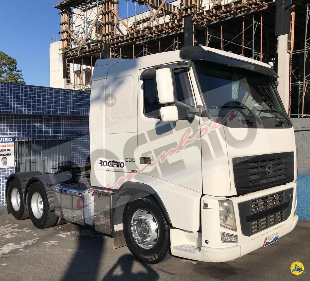 CAMINHAO VOLVO VOLVO FH 500 Cavalo Mecânico Truck 6x2 Rogério Caminhões SAO BERNARDO DO CAMPO SÃO PAULO SP