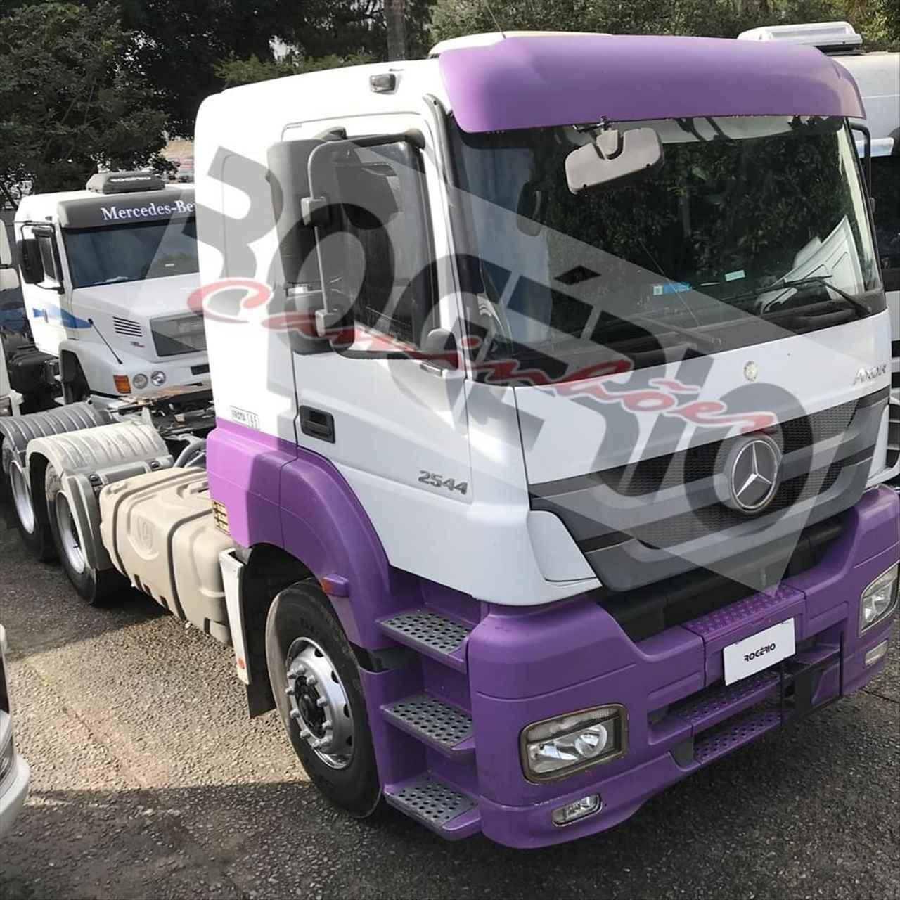 CAMINHAO MERCEDES-BENZ MB 2544 Cavalo Mecânico Truck 6x2 Rogério Caminhões SAO BERNARDO DO CAMPO SÃO PAULO SP
