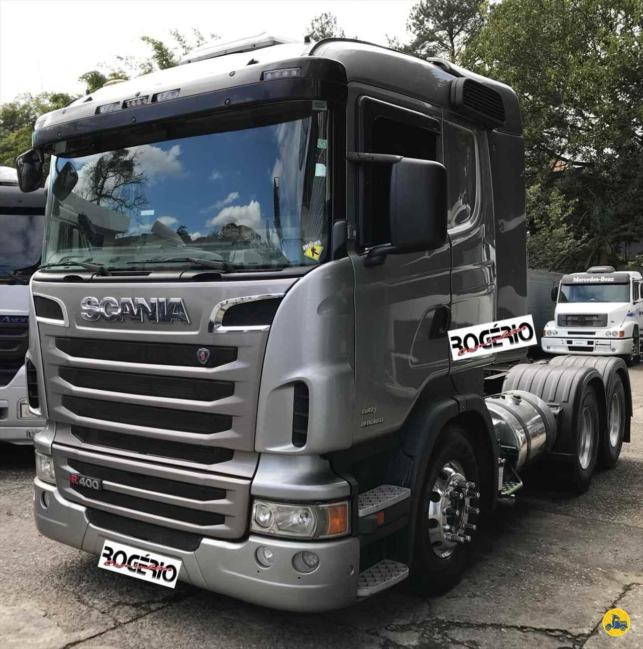 CAMINHAO SCANIA SCANIA 400 Cavalo Mecânico Truck 6x2 Rogério Caminhões SAO BERNARDO DO CAMPO SÃO PAULO SP