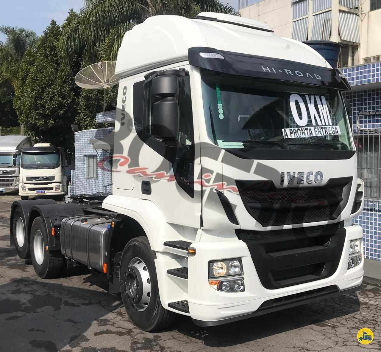 CAMINHAO IVECO STRALIS 440 Cavalo Mecânico Truck 6x2 Rogério Caminhões SAO BERNARDO DO CAMPO SÃO PAULO SP