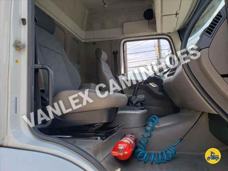 VOLKSWAGEN VW 25390 369000km 2015/2016 Vanlex Caminhões