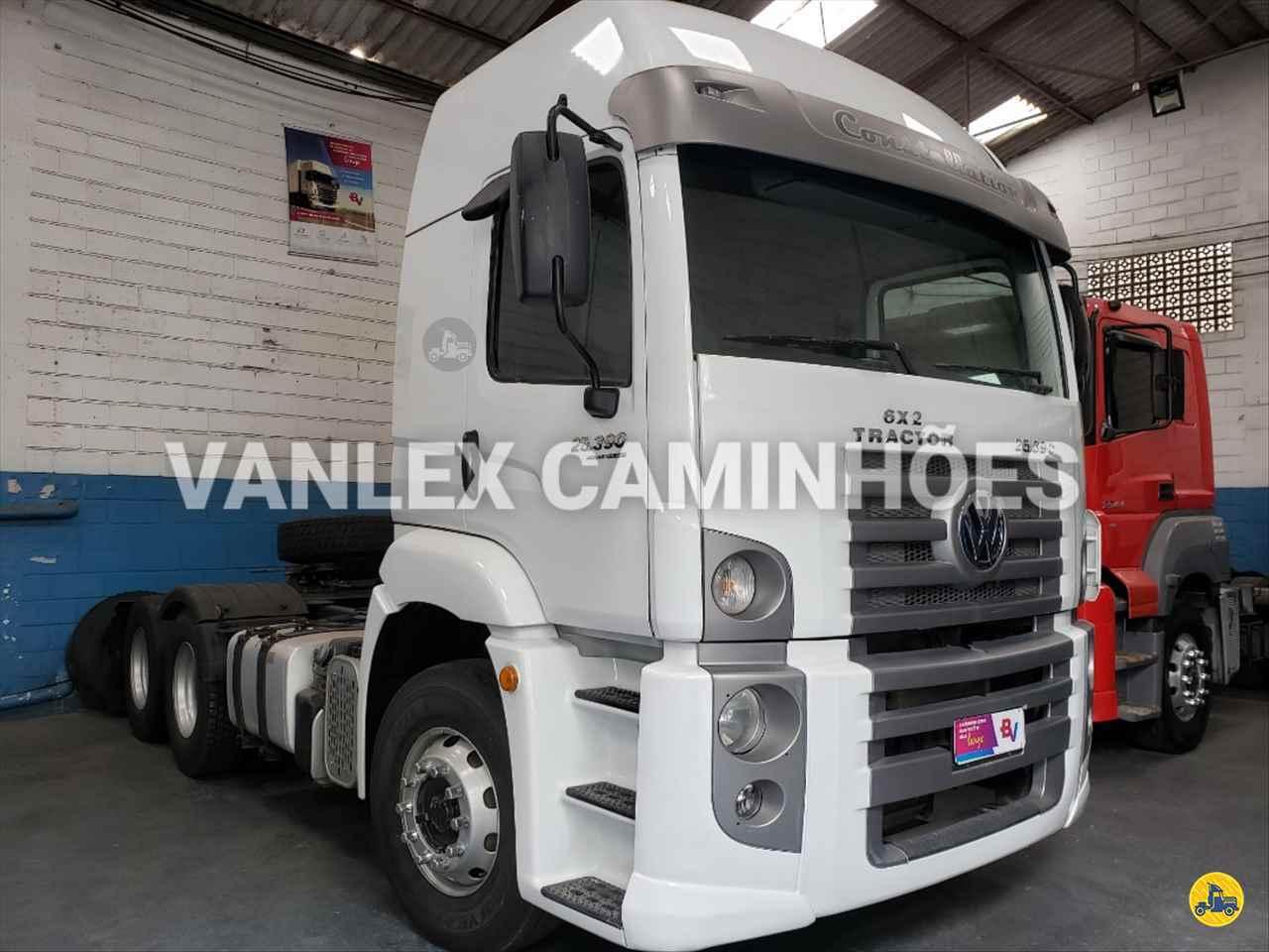 CAMINHAO VOLKSWAGEN VW 25390 Cavalo Mecânico Truck 6x2 Vanlex Caminhões SAO BERNARDO DO CAMPO SÃO PAULO SP