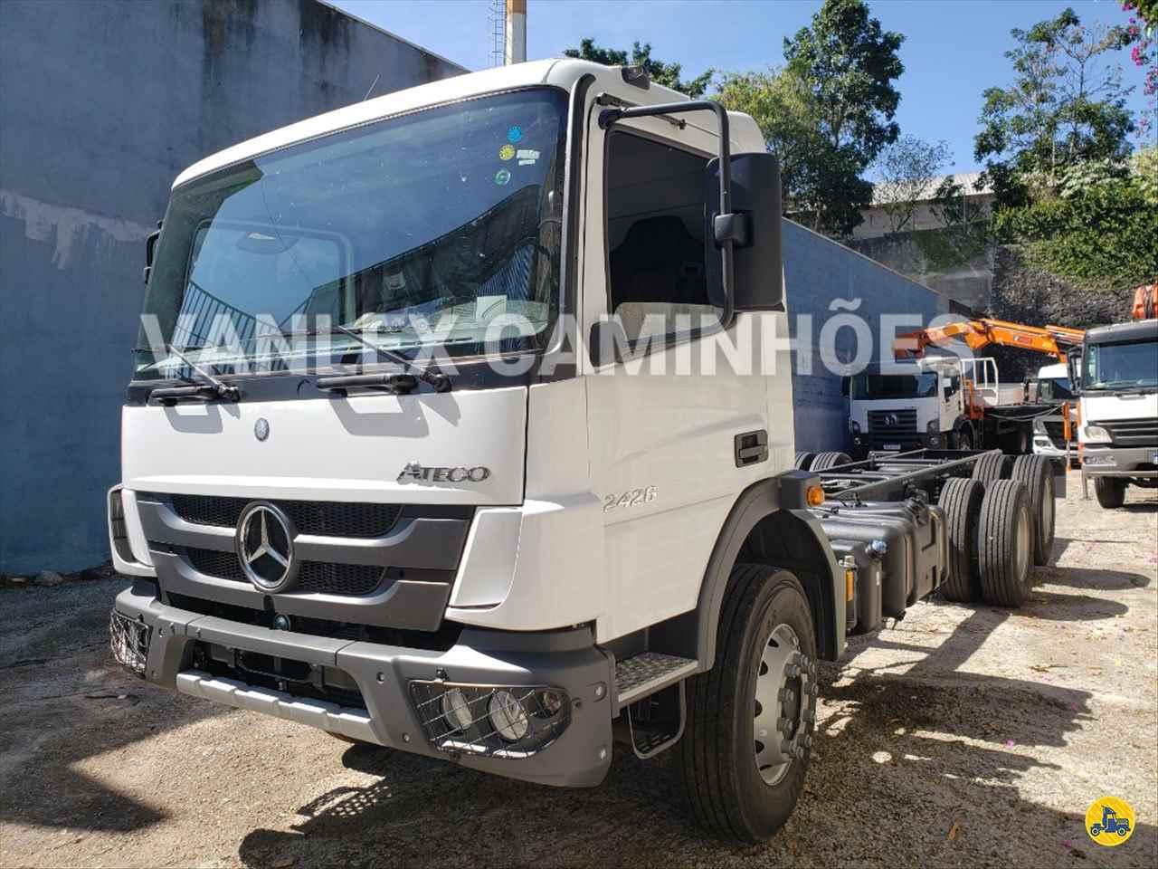 MB 2426 de Vanlex Caminhões - SAO BERNARDO DO CAMPO/SP