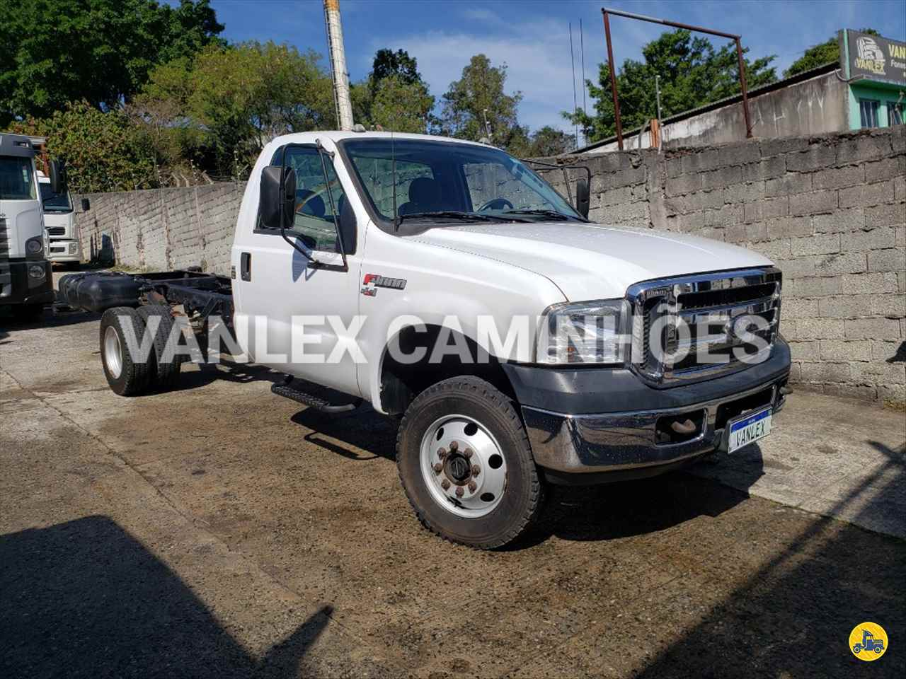 CAMINHAO FORD F4000 Chassis 3/4 4x2 Vanlex Caminhões SAO BERNARDO DO CAMPO SÃO PAULO SP