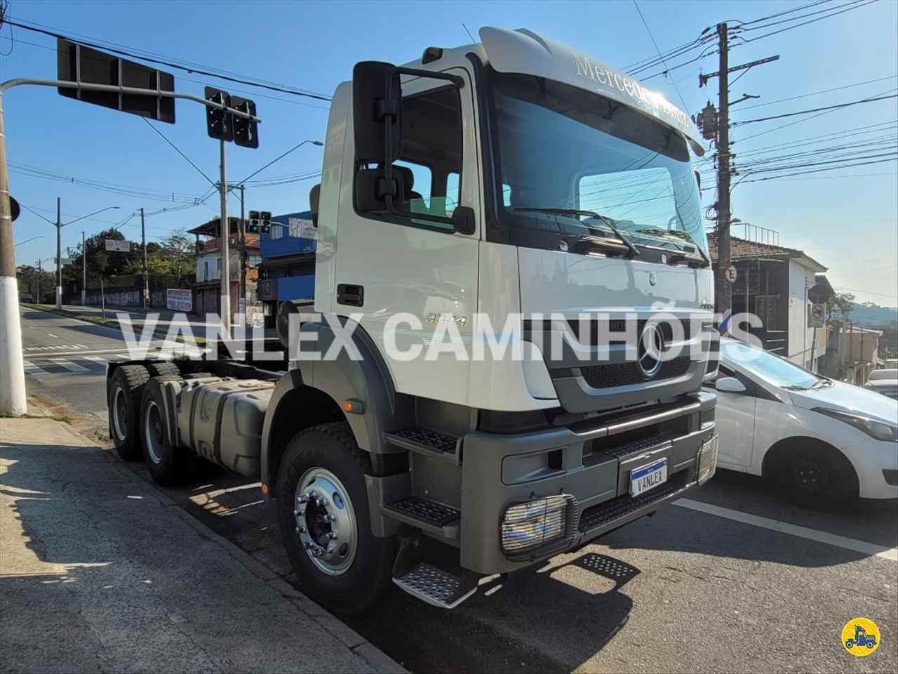 CAMINHAO MERCEDES-BENZ MB 3344 Cavalo Mecânico Traçado 6x4 Vanlex Caminhões SAO BERNARDO DO CAMPO SÃO PAULO SP