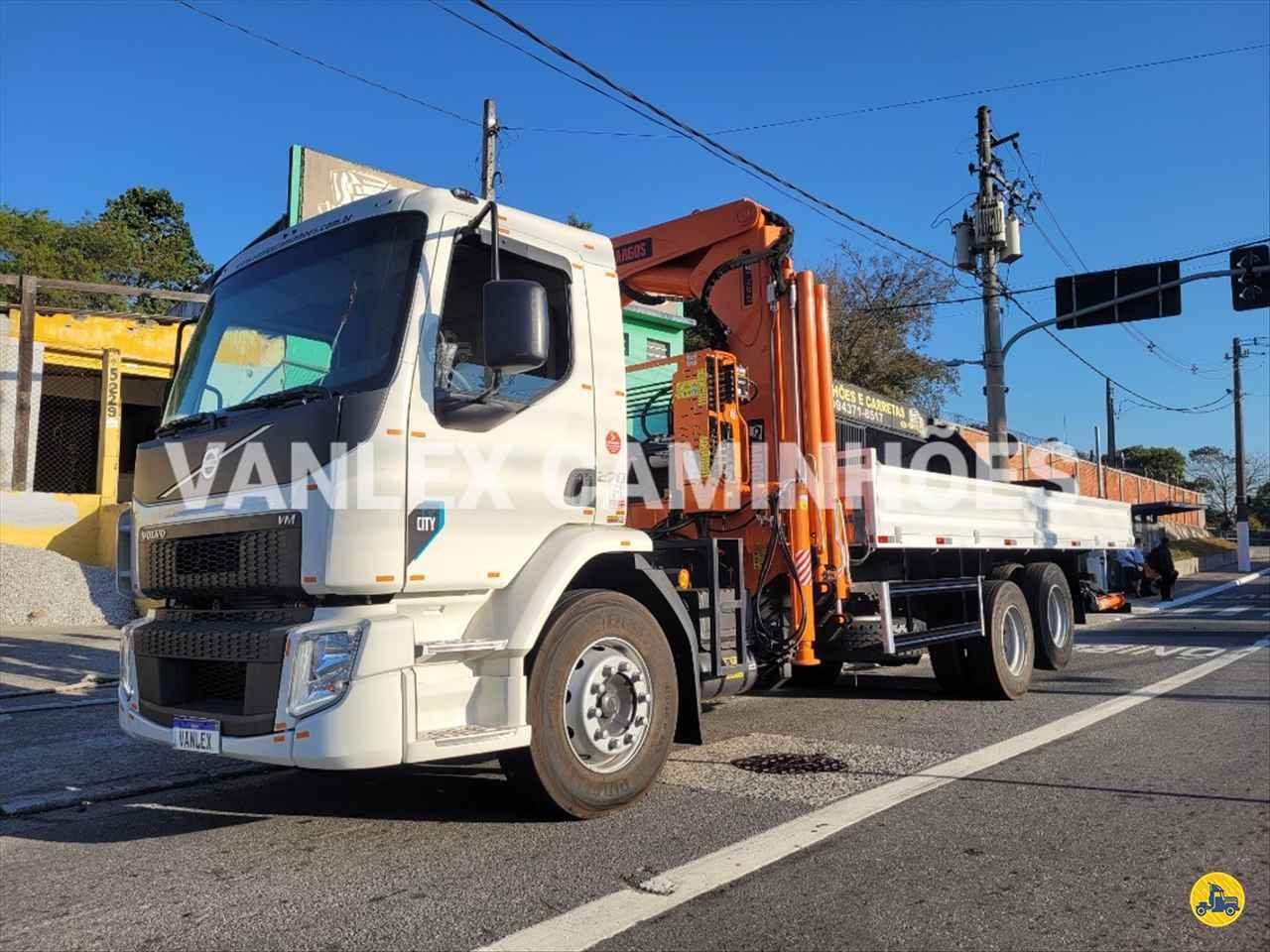 CAMINHAO VOLVO VOLVO VM 270 Guincho Munck Truck 6x2 Vanlex Caminhões SAO BERNARDO DO CAMPO SÃO PAULO SP
