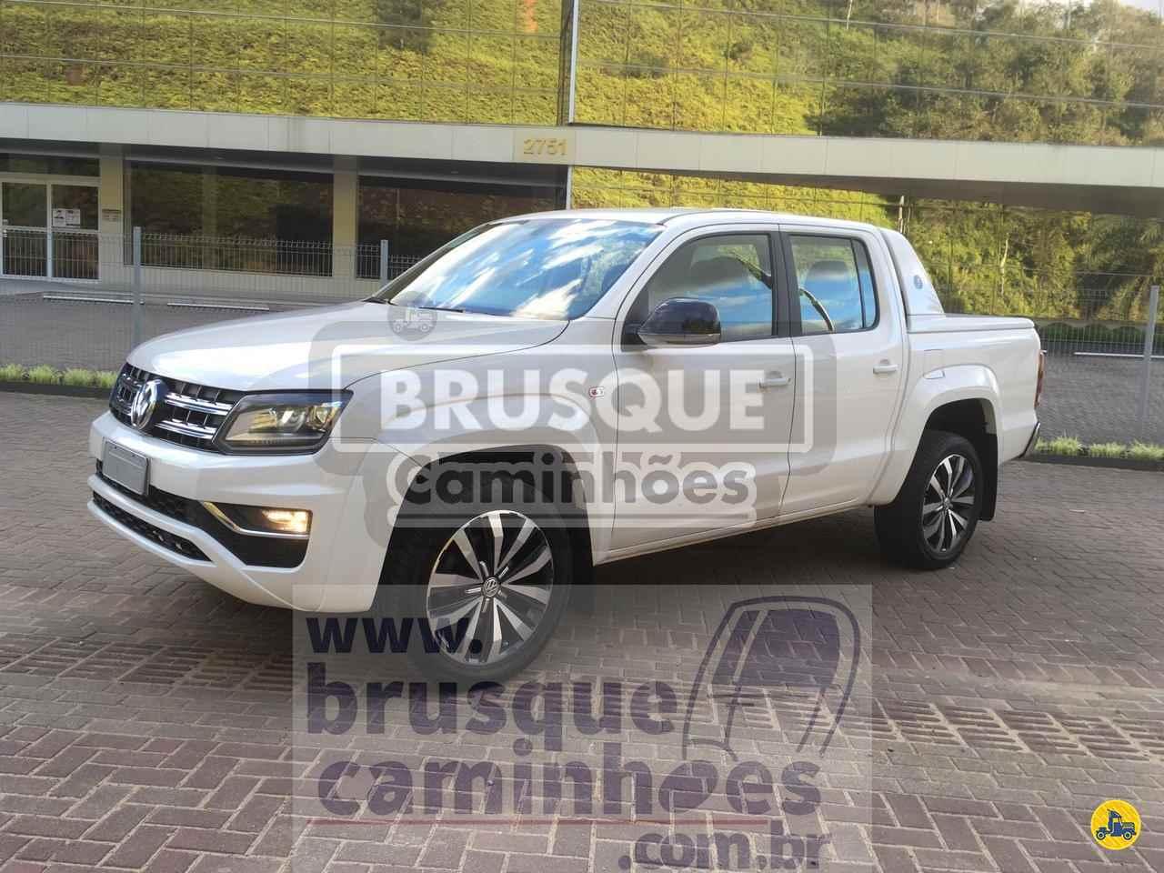 CARRO VW - Volkswagen Amarok V6 Highline  Brusque Caminhões BRUSQUE SANTA CATARINA SC