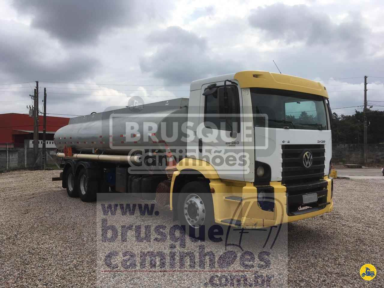 VW 24250 de Brusque Caminhões - BRUSQUE/SC