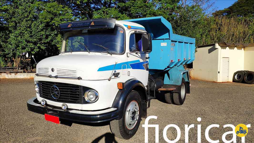 MERCEDES-BENZ MB 1113  1983/1983 Fioricar Caminhões