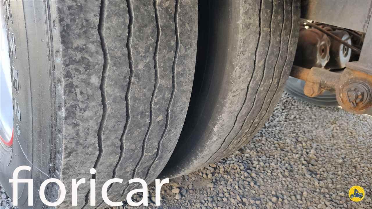 FORD CARGO 1722 355000km 2003/2003 Fioricar Caminhões