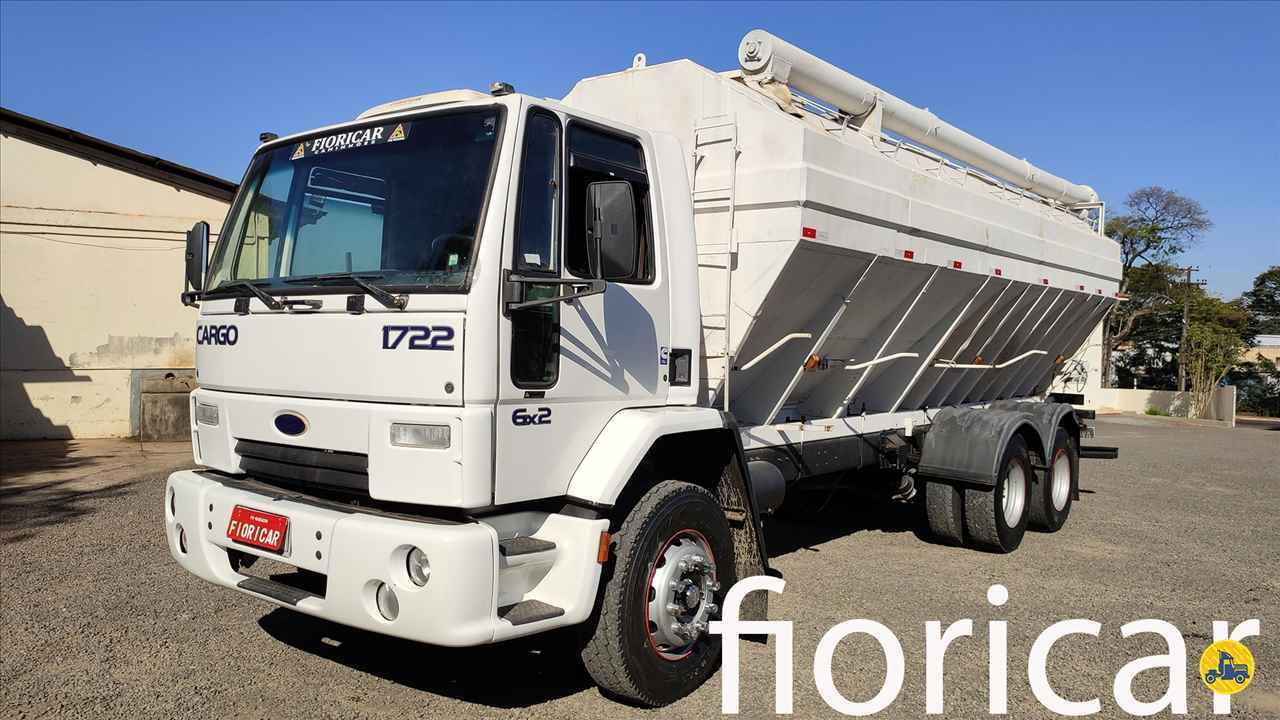 CAMINHAO FORD CARGO 1722 Silo Truck 6x2 Fioricar Caminhões MARIALVA PARANÁ PR