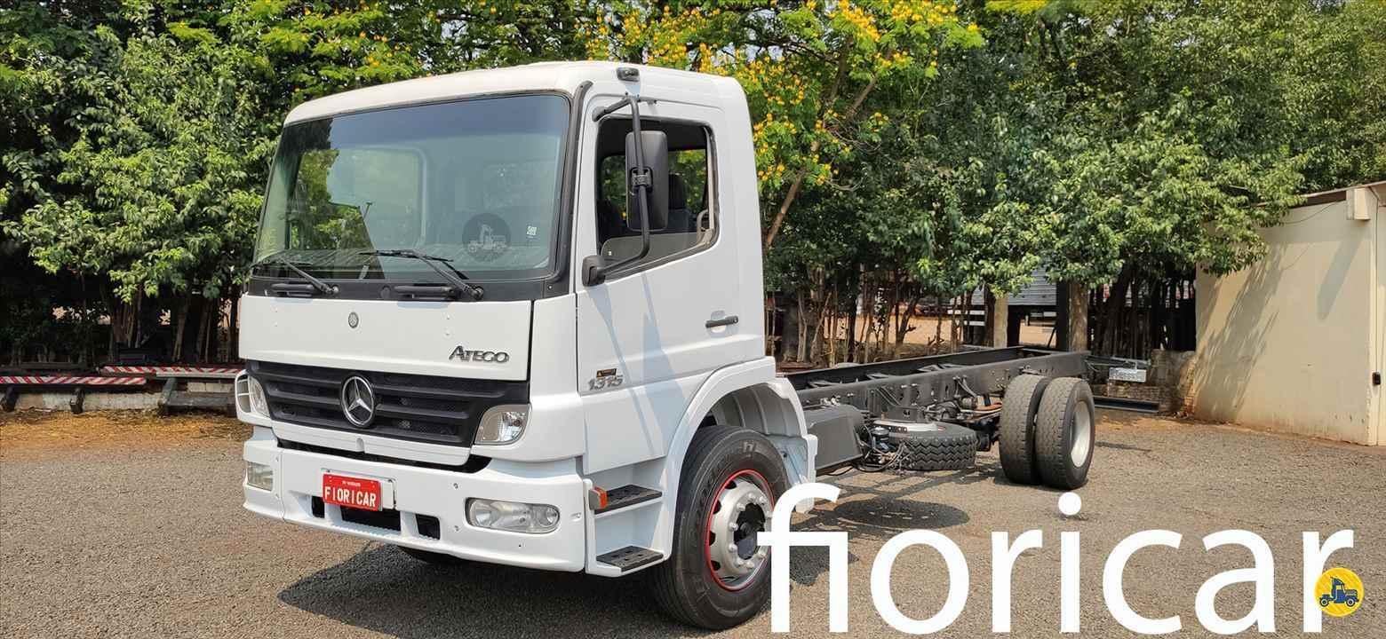 CAMINHAO MERCEDES-BENZ MB 1315 Chassis Toco 4x2 Fioricar Caminhões MARIALVA PARANÁ PR