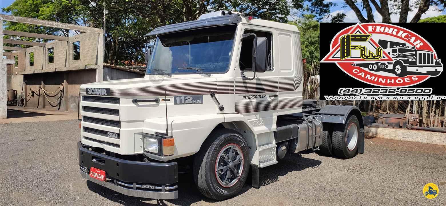CAMINHAO SCANIA SCANIA 112 360 Cavalo Mecânico Toco 4x2 Fioricar Caminhões MARIALVA PARANÁ PR